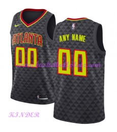 Atlanta Hawks NBA Trikot Kinder 2018-19 Icon Edition Basketball Trikots Swingman..