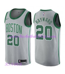 Boston Celtics NBA Trikot Kinder 2018-19 Gordon Hayward 20# City Edition Basketball Trikots Swingman..