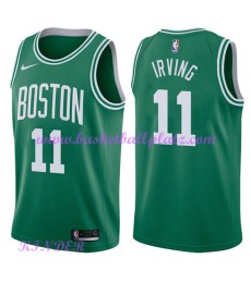 Boston Celtics NBA Trikot Kinder 2018-19 Kyrie Irving 11# Icon Edition Basketball Trikots Swingman..