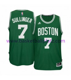 Boston Celtics Trikot Herren 15-16 Jared Sullinger 7# Road Basketball Trikot Swingman..