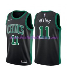 Boston Celtics Trikot Herren 2018-19 Kyrie Irving 11# Statement Edition Basketball Trikots NBA Swing..