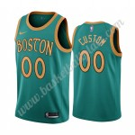 Boston Celtics Trikot Herren 2019-20 Grün City Edition Basketball Trikots NBA Swingman