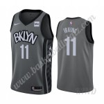 Brooklyn Nets Trikot Kinder 2019-20 Kyrie Irving 11# Grau Statement Edition NBA Trikots Swingman