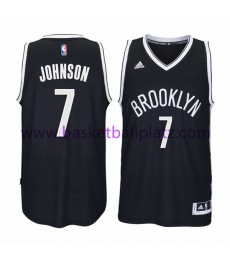 Brooklyn Nets Trikot Herren 15-16 Joe Johnson 7# Road Basketball Trikot Swingman..