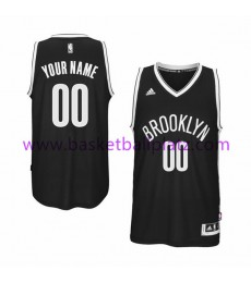 Brooklyn Nets Trikot Herren 15-16 Road Basketball Trikot Swingman..