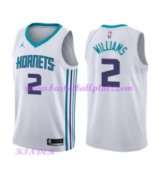 Charlotte Hornets NBA Trikot Kinder 2018-19 Marvin Williams 2# Association Edition Basketball Trikot..