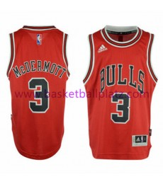 Chicago Bulls Trikot Kinder 15-16 Doug McDermott 3# Road Basketball Trikot Swingman