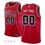 Chicago Bulls NBA Trikot Kinder 2018-19 Icon Edition Basketball Trikots Swingman