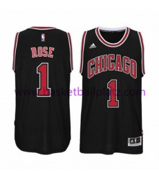 Chicago Bulls Trikot Herren 15-16 Derrick Rose 1# Alternate Basketball Trikot Swingman..