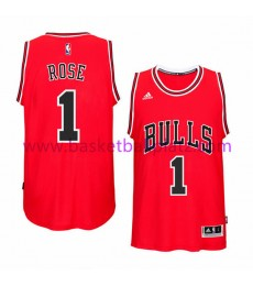Chicago Bulls Trikot Herren 15-16 Derrick Rose 1# Road Basketball Trikot Swingman..