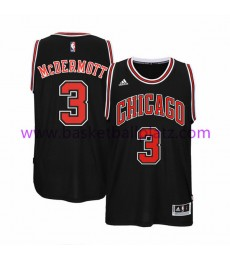 Chicago Bulls Trikot Herren 15-16 Doug McDermott 3# Alternate Basketball Trikot Swingman..