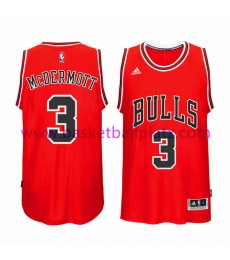 Chicago Bulls Trikot Herren 15-16 Doug McDermott 3# Road Basketball Trikot Swingman..
