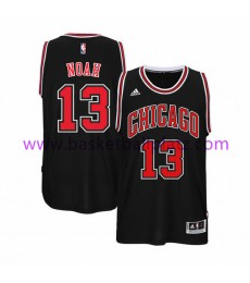 Chicago Bulls Trikot Herren 15-16 Joakim Noah 13# Alternate Basketball Trikot Swingman..
