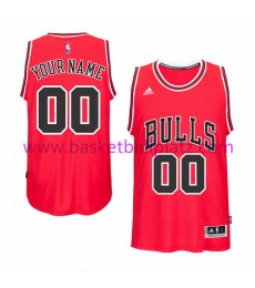Chicago Bulls Trikot Herren 15-16 Road Basketball Trikot Swingman..