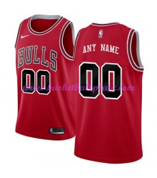 Chicago Bulls Trikot Herren 2018-19 Icon Edition Basketball Trikots NBA Swingman