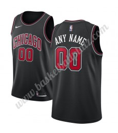 Chicago Bulls Trikot Herren 2018-19 Statement Edition Basketball Trikots NBA Swingman..