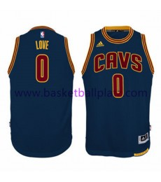 Cleveland Cavaliers Trikot Kinder 15-16 Kevin Love 0# Navy Alternate Basketball Trikot Swingman..