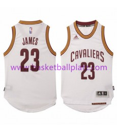 Cleveland Cavaliers Trikot Kinder 15-16 LeBron James 23# Home Basketball Trikot Swingman..