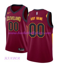 Cleveland Cavaliers NBA Trikot Kinder 2018-19 Icon Edition Basketball Trikots Swingman..