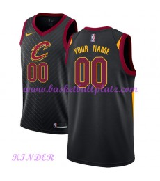 Cleveland Cavaliers NBA Trikot Kinder 2018-19 Statement Edition Basketball Trikots Swingman..