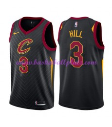 Cleveland Cavaliers Trikot Herren 2018-19 George Hill 3# Statement Edition Basketball Trikots NBA Sw..