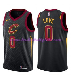 Cleveland Cavaliers Trikot Herren 2018-19 Kevin Love 0# Statement Edition Basketball Trikots NBA Swi..