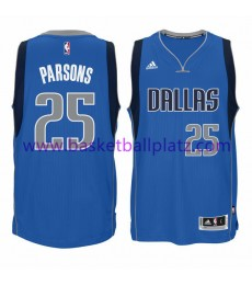 Dallas Mavericks Trikot Herren 15-16 Chandler Parsons 25# Road Basketball Trikot Swingman