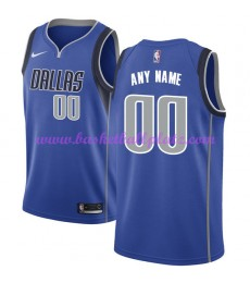 Dallas Mavericks Trikot Herren 2018-19 Icon Edition Basketball Trikots NBA Swingman