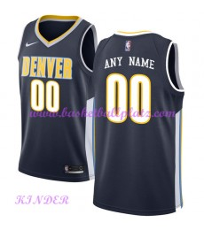 Denver Nuggets NBA Trikot Kinder 2018-19 Icon Edition Basketball Trikots Swingman..