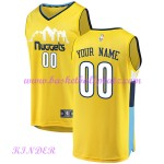 Denver Nuggets NBA Trikot Kinder 2018-19 Statement Edition Basketball Trikots Swingman