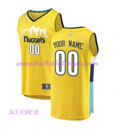 Denver Nuggets NBA Trikot Kinder 2018-19 Statement Edition Basketball Trikots Swingman..