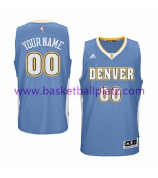 Denver Nuggets Trikot Herren 15-16 Road Basketball Trikot Swingman
