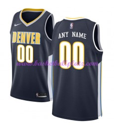 Denver Nuggets Trikot Herren 2018-19 Icon Edition Basketball Trikots NBA Swingman..