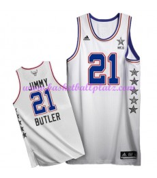 East NBA All Star Game Trikot Herren 2015 Jimmy Butler 21# Basketball Trikots Swingman