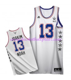 East NBA All Star Game Trikot Herren 2015 Joakim Noah 13# Basketball Trikots Swingman..