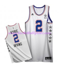 East NBA All Star Game Trikot Herren 2015 Kyrie Irving 2# Basketball Trikots Swingman