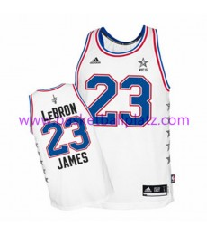 East All Star Game Trikot Herren 2015 LeBron James 23# Basketball Trikot Swingman..