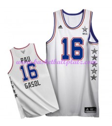East NBA All Star Game Trikot Herren 2015 Pau Gasol 16# Basketball Trikots Swingman..