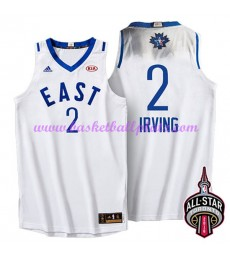East NBA All Star Game Trikot Herren 2016 Kyrie Irving 2# Basketball Trikots Swingman