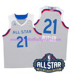 East NBA All Star Game Trikot Herren 2017 Jimmy Butler 21# Basketball Trikots Swingman