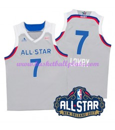 East NBA All Star Game Trikot Herren 2017 Kyle Lowry 7# Basketball Trikots Swingman