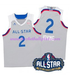 East NBA All Star Game Trikot Herren 2017 Kyrie Irving 2# Basketball Trikots Swingman