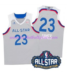East NBA All Star Game Trikot Herren 2017 Lebron James 23# Basketball Trikots Swingman