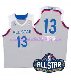 East NBA All Star Game Trikot Herren 2017 Paul George 13# Basketball Trikots Swingman