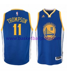 Golden State Warriors Trikot Kinder 15-16 Klay Thompson 11# Road Basketball Trikot Swingman..