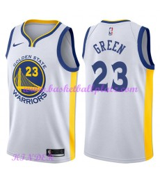 Golden State Warriors NBA Trikot Kinder 2018-19 Draymond Green 23# Association Edition Basketball Tr..