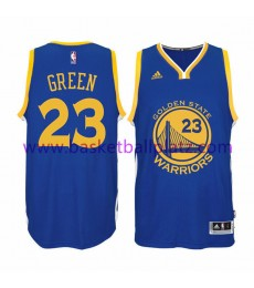 Golden State Warriors Trikot Herren 15-16 Draymond Green 23# Road Basketball Trikot Swingman