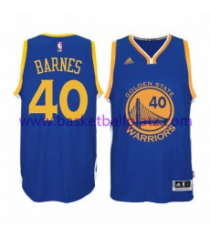 Golden State Warriors Trikot Herren 15-16 Harrison Barnes 40# Road Basketball Trikot Swingman..