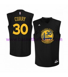 Golden State Warriors Trikot Herren 15-16 Stephen Curry 30# Alternate Basketball Trikot Swingman..