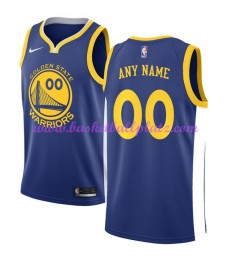 Golden State Warriors Trikot Herren 2018-19 Icon Edition Basketball Trikots NBA Swingman